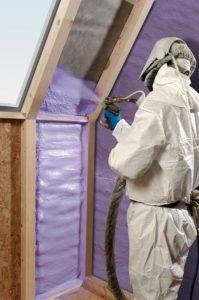 Metody izolacji domu w tym izolacje natryskowe