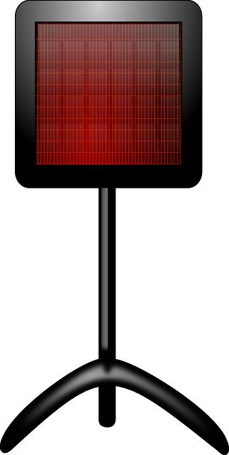 Panele grzewcze na podczerwień