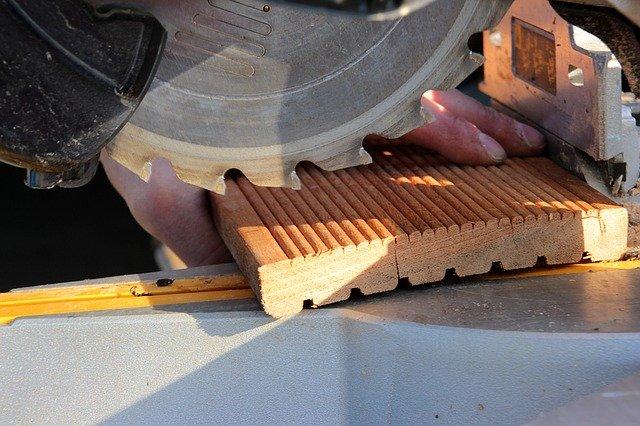 Widiowe tarcze stalowe do cięcia drewna