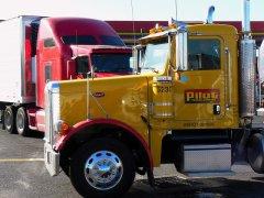 Transport ciężarowy – jak trzyma się ta branża?