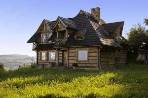 Ekologiczne domy letniskowe z drewna