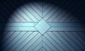 Stylowe garaże drewniane