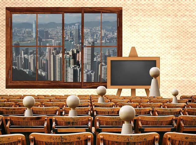 Jakie powinny być meble szkolne?