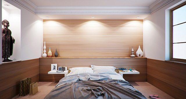 Jakie wybrać meble do sypialni?